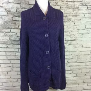 Jones New York | Button Front Cardigan